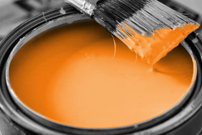 Reading the ingredients of your paint of choice is necessary to ensuring the components aren't harmful to the environment.