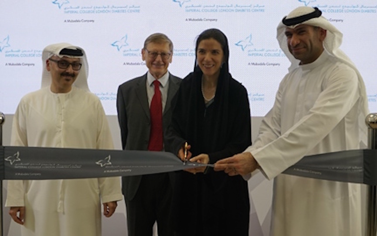 Mubadala Development announces new branch of Imperial College London Diabetes Centre in Zayed Sports City