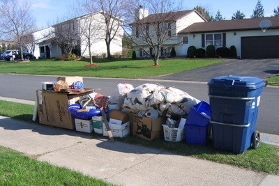Winter is the perfect time to prepare for that next big spring cleaning project.