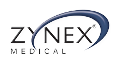 Zynex manufactures non-invasive medical devices.