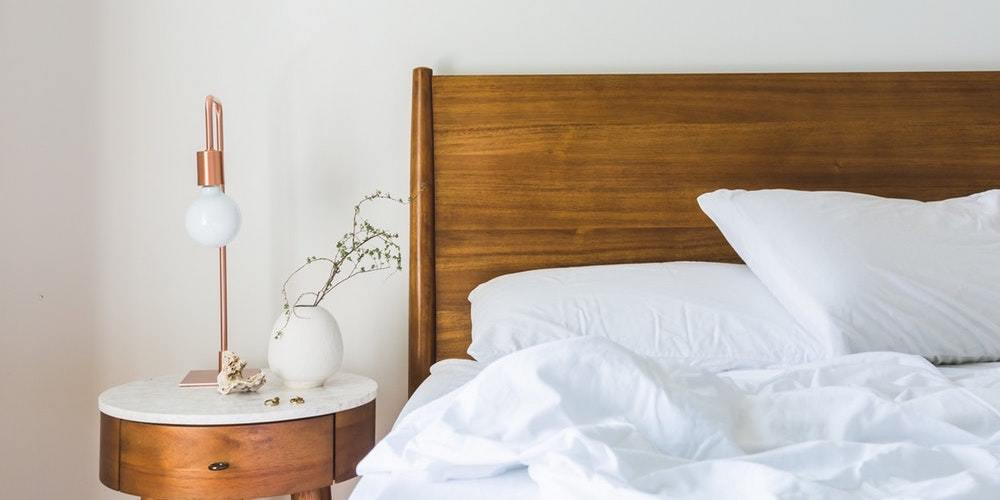 Eco-friendly mattresses offer choices of organic materials.