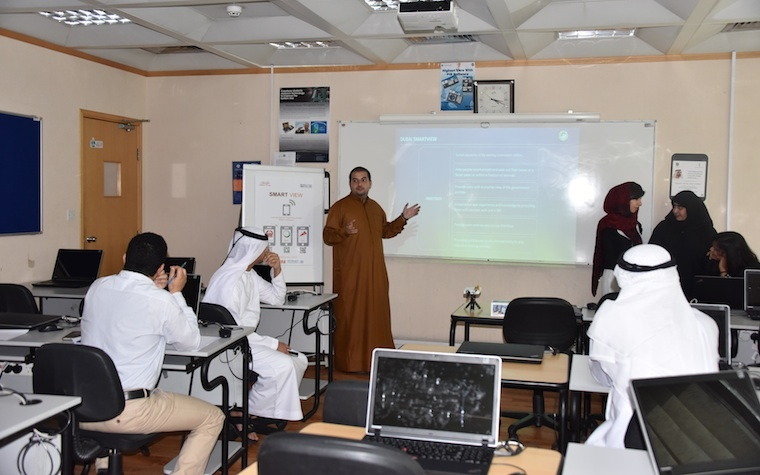 Smart View was completed as a part of a capstone project undertaken by the University of Dubai's Information Technology undergraduate students.