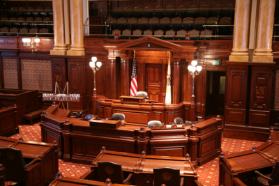 The Illinois State Senate