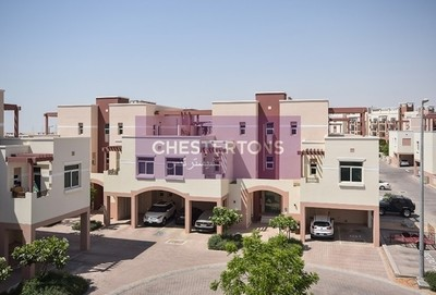 A terraced studio is now available in Al Khaleej