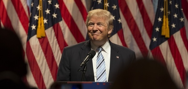 Large trump