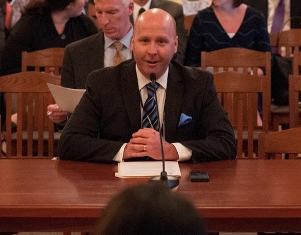 Illinois state Sen. Tom Cullerton (D-Villa Park)