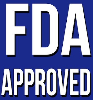 The FDA has approved Allegran's acne medication ACZONE