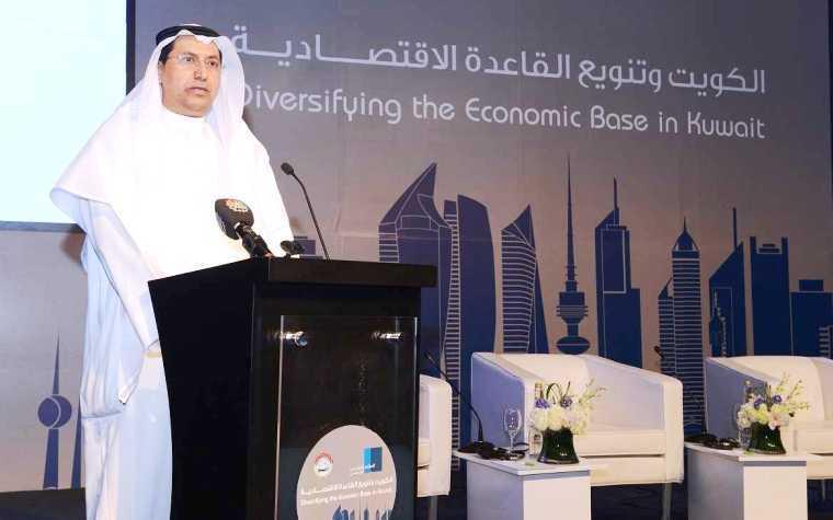 Kuwait Economic Society Chairman Faisal Al-Bader