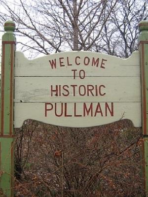 Large historicpullman