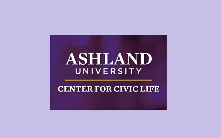 The event will be hosted by the Center for Civic Life at Ashland University on March 15.