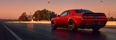 Dodge's Challenger SRT Demon is a beast to be reckoned with.