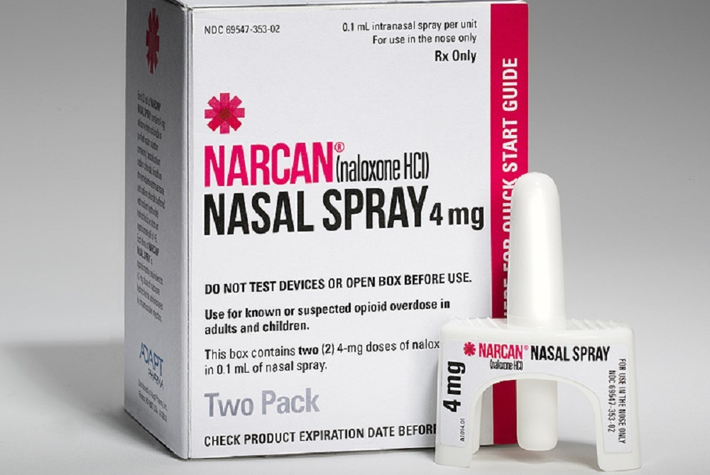 With changes to Texas law, the nasal spray can be purchased without a prescription.