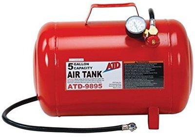 ATD 9895 5-Gallon Air Tank