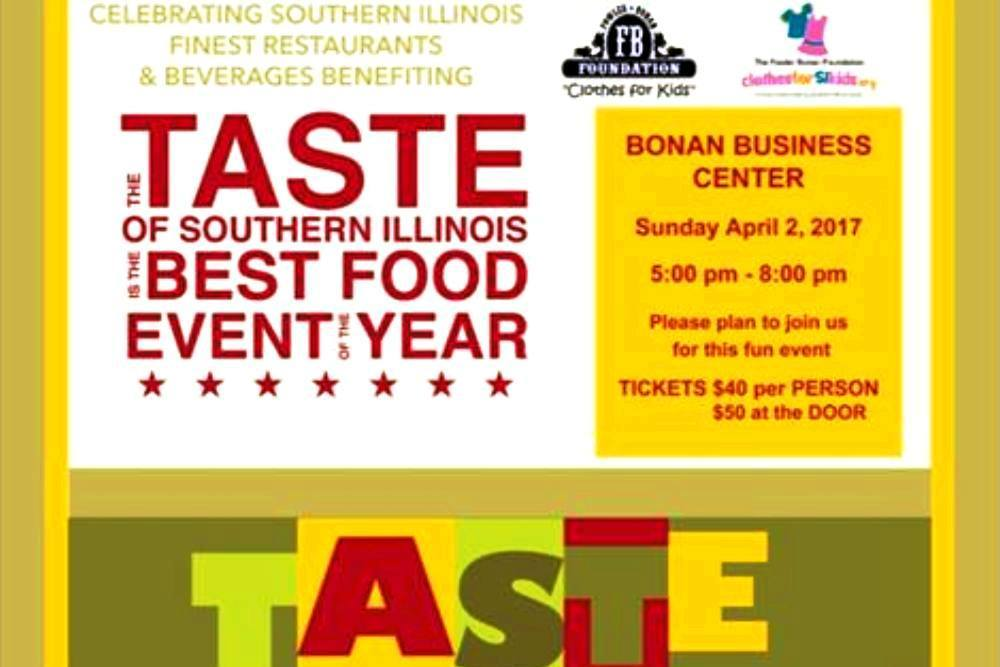 Fowler promotes Taste of Southern Illinois fundraiser