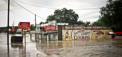 Austin's program, Get Back In Business, provides resources to assist businesses that have been affected by economic and natural disasters such as the May floods.