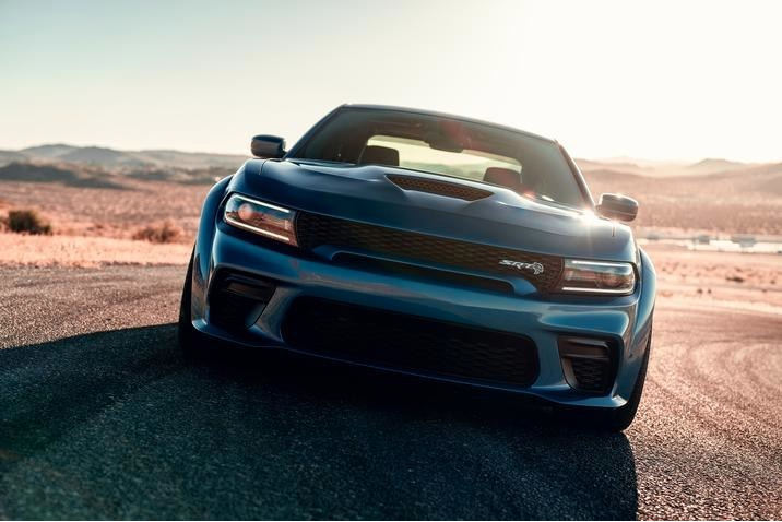 The 2020 Dodge Charger SRT Hellcat Widebody