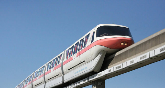 A new monorail will link Tuzla Marina to Istanbul via the Marmaray.