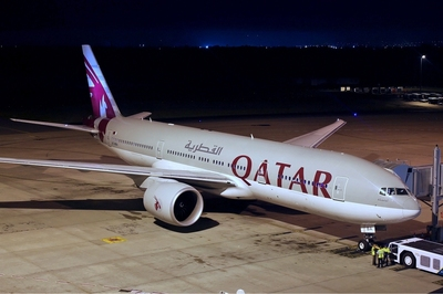 Qatar Airways has added three new routes.