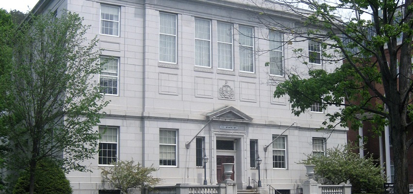 The Vermont Supreme Court building