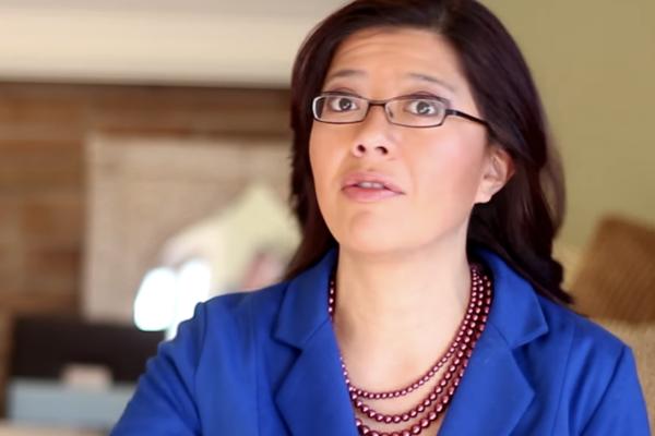 State Rep. Karina Villa (D-West Chicago)
