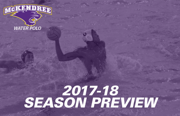 The McKendree University Bearcats will take part in NCAA varsity water polo this year.