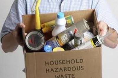 Medium householdhazardous