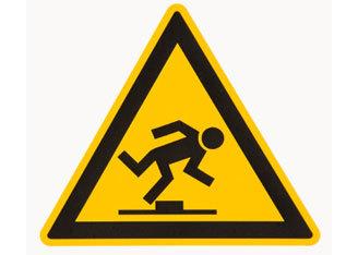 3356644 senializacion peligro obstaculo