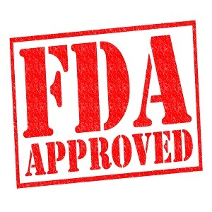 The FDA has approved Merck's KEYTRUDA.