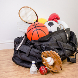Garden Hills Elementary School used the grant money to buy sports equipment.