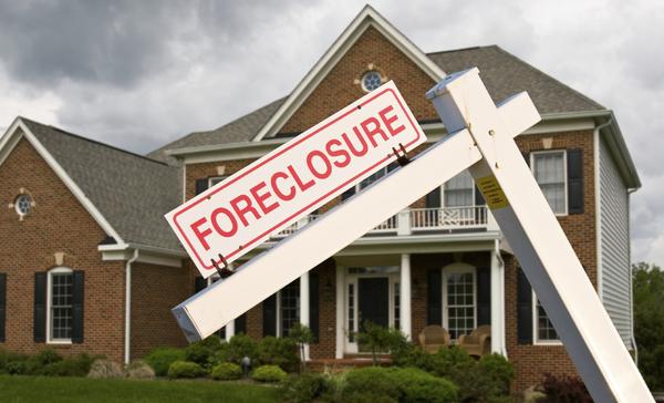 Large foreclosureii