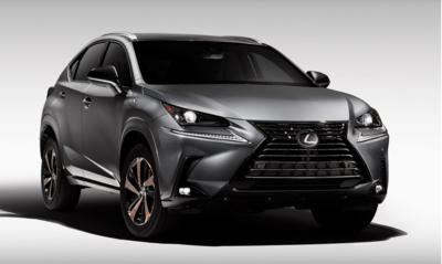 Lexus has announced the Black Line Special Edition of the Lexus NX 300.