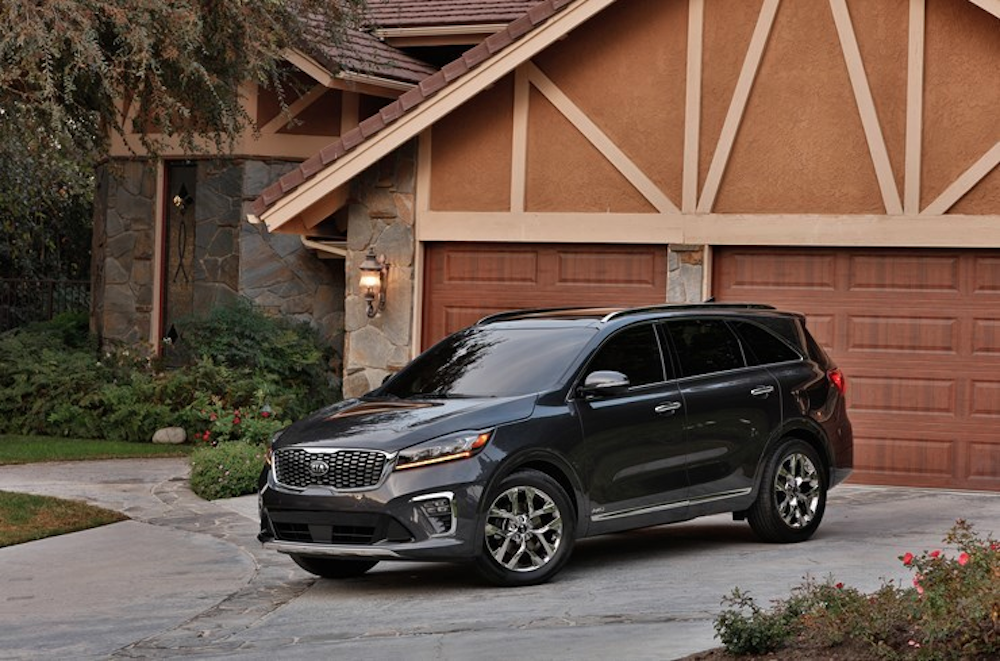 The 2020 Kia Sorento has been named the Best Three-Row SUV for the Money by U.S. News and World Report.