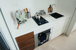There are a wide range of classic and modern kitchen appliances on the market.
