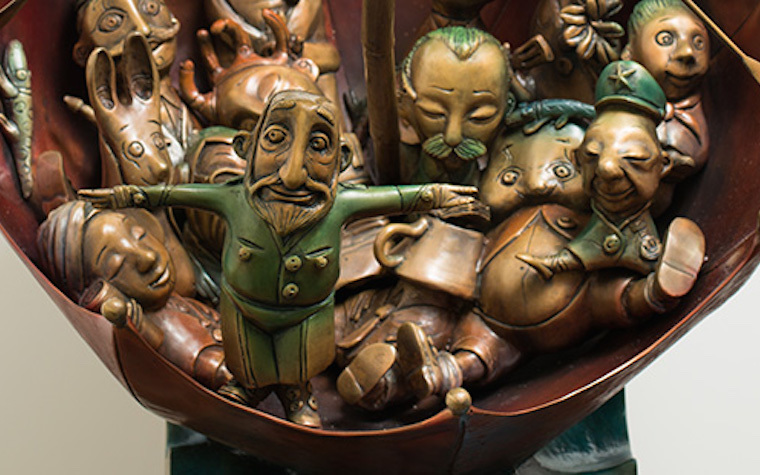The artists' work is considered a seminal exhibit on pre- and post-Revolutionary Cuban art.