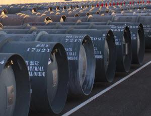 Containers of uranium