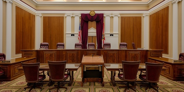 Florida Supreme Court chamber