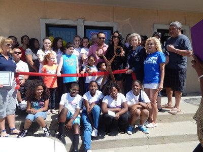 The Galveston Chamber of Commerce recently held a ribbon cutting ceremony to celebrate one of its newest members.