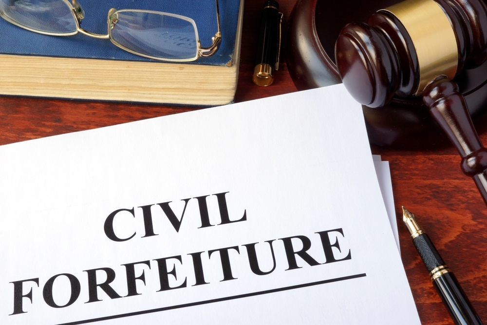 In its recommendations to the legislature, the Texas Public Policy Foundation calls for elimination of civil asset forfeiture by requiring a conviction.
