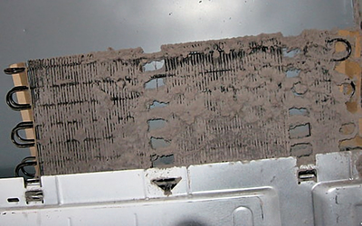 Dirty refrigerator coils can cause numerous problems.