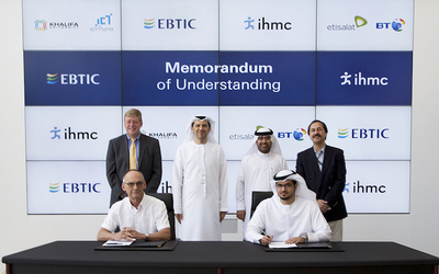 EBTIC signs on with Florida Institute of Human and Machine Cognition