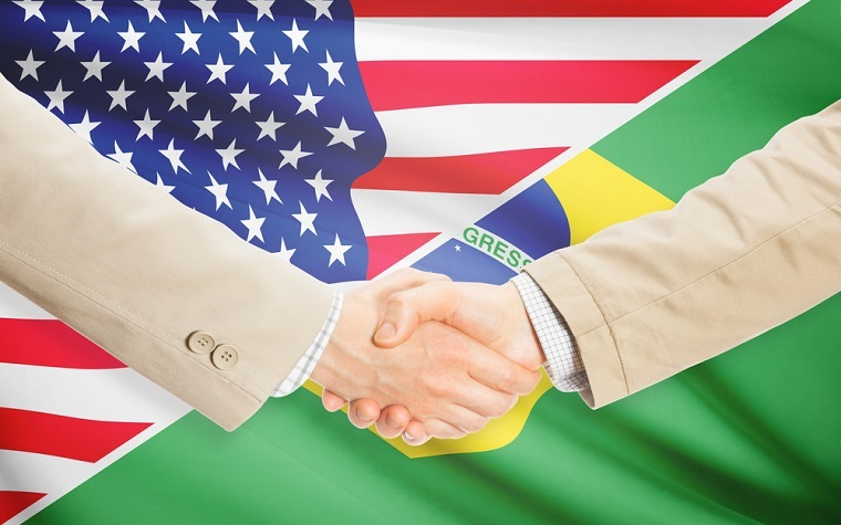 A recent study has shown how a U.S.-Brazil trade agreement would be beneficial for the U.S.