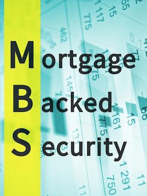 Large mortgagebackedsecurity