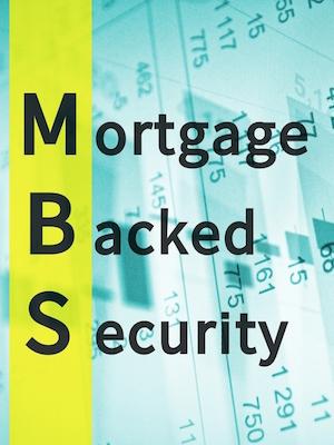 Mortgagebackedsecurity