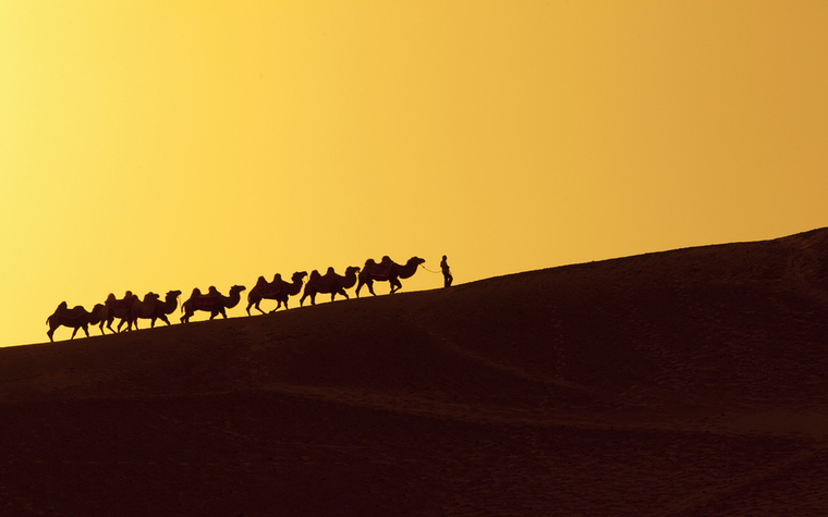A global business forum in Dubai plans to reconnect ancient trading partners.