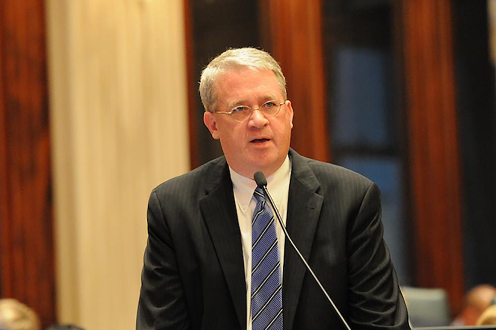 House Minority Leader Rep. Jim Durkin (R-Western Springs)