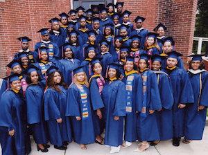 Lincoln University's enrollment gains four percent since last year.