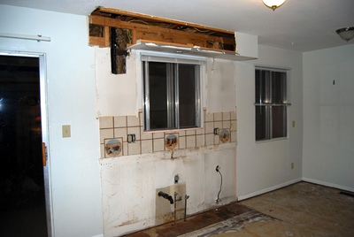 Kitchen remodels can be both messy and expensive.