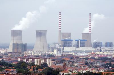 Nuclear reactor in Lianyungang, China