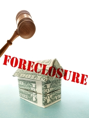 Foreclosure hammer