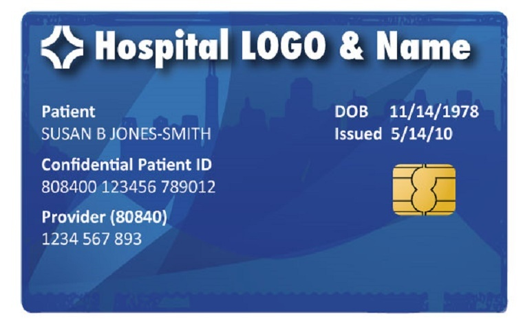 Many insurance providers are choosing to offer members digital patient ID cards.